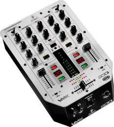 Mixer VMX 200 BEHRINGER Professional 2-Channel DJ Mixer with BPM Counter an.2014