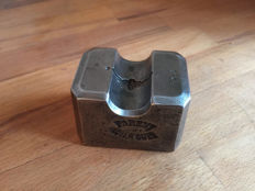 heavy french factory stamp - metal