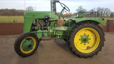 Bautz - AS120 classic tractor - 1952