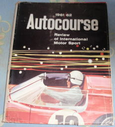 AUTOCOURSE 1961-1962    FIRST EDITION