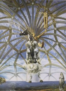 Salvador Dalí (after) - Santiago El Grande
