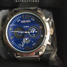 Nautic No Limit addendum, men's watch, 2017, never worn