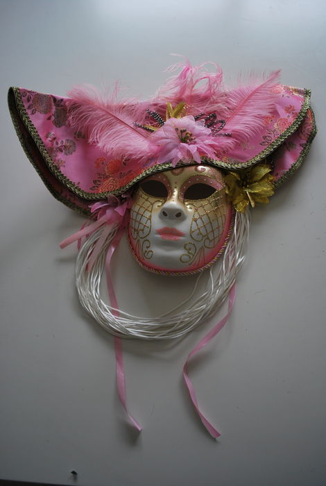 Large Decorative Venetian Mask Catawiki
