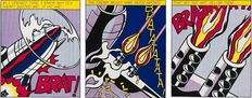 Roy lichtenstein (after)  -As I opened fire