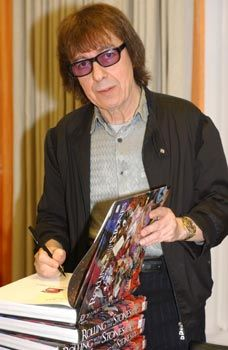 Rolling with the Stones - Signed by Bill Wyman