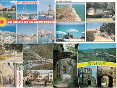 mainly European postcards 2017x multiple images per card