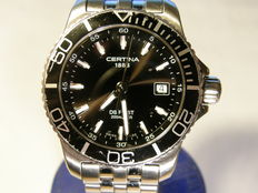 certina men's ds first diver 200 meter with date model: 115.7184.42
