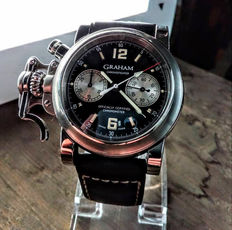 Graham - Power Chronofighter - Men's Timepiece