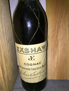 Exshaw Grande Very Old Fine Liqueur Brandy - 70 cl & 40%