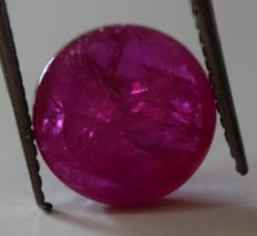 Ruby - Pinkish Red - 2.03carat