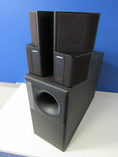 Bose Acoustimass 5 Series II Speaker System.