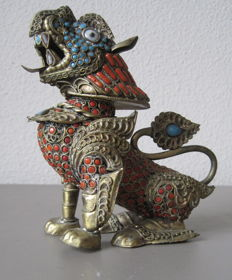 Foo Dog - Tibet / Nepal - mid 20th century