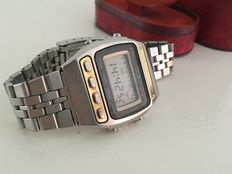 Seiko LCD – men's watch – 1981