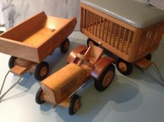 Wooden toys FWF
