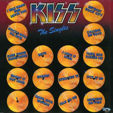 "KISS, - Lp Album ""The Singles"""