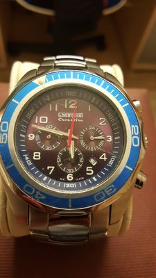 Champion - Chronograph , C7800 Crossfire Men's wristwatch