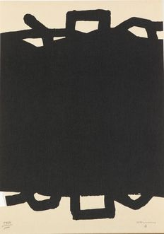 Eduardo Chillida - Untitled