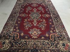 This is a top Persian rug, Kerman - 20th century around 1940, 310 x 205 cm