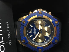 Nautic no Limit glacier calendar men's watch 2017 never worn