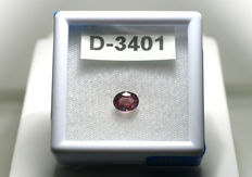 Roze spinel – 1,19 ct