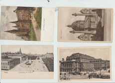 Austria - Vienna - 19th century - 49 cards - views of Vienna