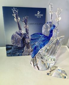 Swarovski - Annual piece Isadora - Title Plaque.