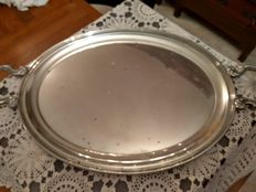 Beatiful Silver tray 800 - 1650 gram(!)
