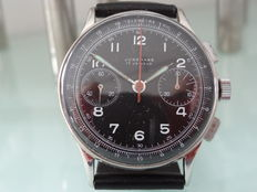 German Junghans Military style Chronograph - Men's wristwatch - 1950s