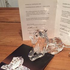 Swarovski – Annual Edition, the Lion