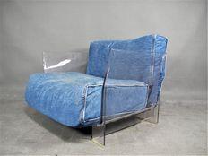 Piero Lissoni & Carlo Tamborini for Kartell – Pop 'Jeans' armchair
