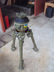 Tripod for the ZB298 Ground Servailance Radar