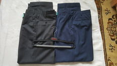 Brioni – Two pairs of trousers