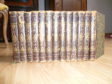 James Fenimore Cooper - Oeuvres - 13 volumes - 1830