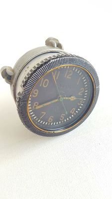 Pilot's   Military  clock  for the Mig jet (CCCP/USSR).The second half  of the 20th century.