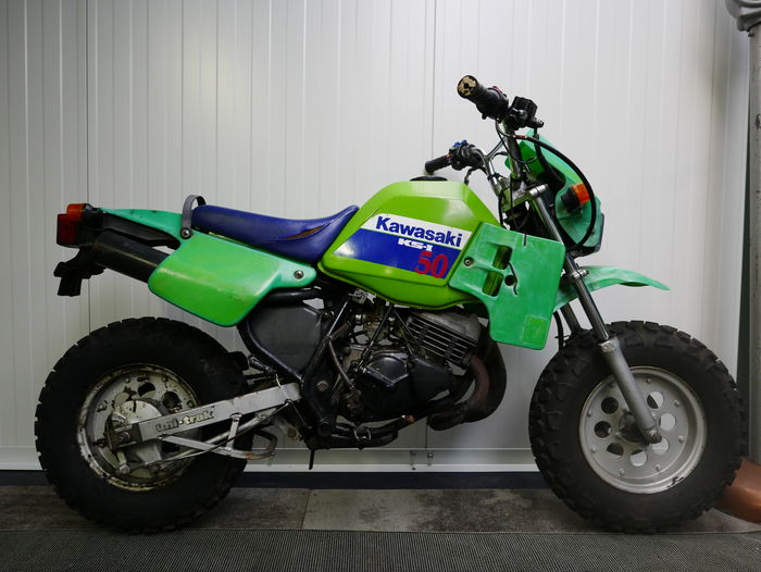 Kawasaki - KS-1 Mini-Bike - 1988