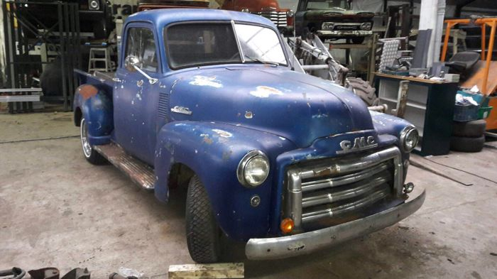 GMC - TK Pickup Stepside - 1948