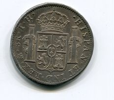 Spain – Carlos IV - 8 Reales - 1804 - Mexico Mint