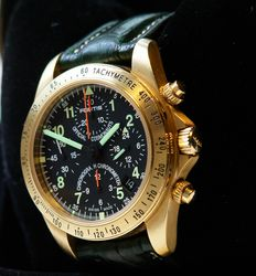 Fortis - Official Cosmonauts Chronograph GMT - Chronometer