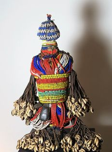 NAMJI doll from Cameroon