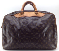 Louis Vuitton – Alize 24H travel bag unisex with lock and 2 keys