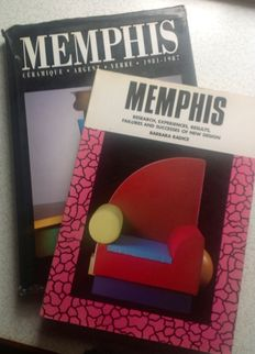Memphis; Lot with 2 issues - 1985 / 1991