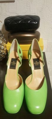 FENDI Roma - exclusive Ladies shoes