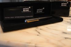 Montblanc 2nd Generation Slim Line Noblesse Fountain Pen Fine Writing Size