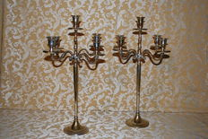 Pair of Candlesticks in Sheffield