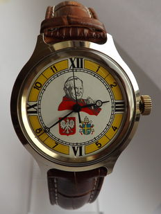 Vostok Pope - Men's wrist watch made by USSR Chistopol factory - 1990s