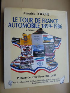Rally History Book: Le Tour De France Automobile 1899-1986 - 1987
