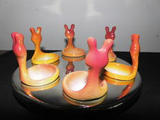 Alessi snail set collection
