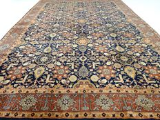 "Signed Farahan - 290 x 198 cm - ""Oriental carpet in marvellous, virtually unused condition."""