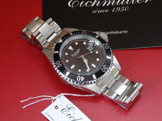 EICHMULLER QUALITY  DIVE WATCH SUBMARINER GENT'S WATCH 2017