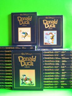 Donald Duck Collectie 1-30 - 30xhc - 1st edition (2001/2003)